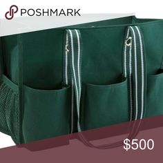ISO-Thirty One Organizing Utility Tote in Green I am looking for a Thirty One Organizing Utility Tote in Hunter Green.  I am only looking for this color. Does not matter if it is zip top or not. I don't mind if it has personalization. Thanks! Bags