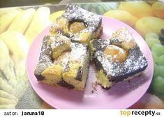 Meruňkový koláč s mákem recept - TopRecepty.cz