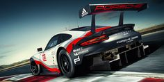 This Is Porsche's Mid-Engined 911 RSR. Heading into 2017 campaigns in the FIA World Endurance Championship and IMSA's WeatherTech SportsCar Championship with the same fundamental layout as the Prancing Horse's twin-turbo V8 488 and the Blue Oval's Le Mans-winning twin-turbo V6 GT should, in theory, usher in a new era of success for the fabled 911.