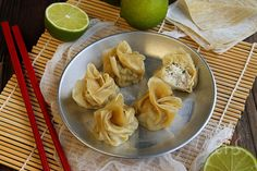 chicken and lime ravioli Veggie Recipes, Asian Recipes, Chicken Recipes, Dinner Recipes, Healthy Recipes, Dinner Ideas, Gnocchi, Ravioli, How To Eat Better