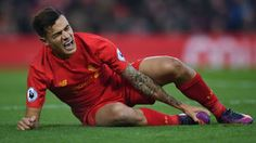 No Football For Philippe Coutinho As He Would Be Out For Five Weeks     Jurgen Klopp has confirmed Liverpool will be without Philippe Coutinho for around five weeks with an ankle injury. The Brazilian schemer who has been in a rich vein of form underwent a scan on Monday afternoon on the injury he sustained against Sunderland and is now set to be sidelined until the New Year.Klopp told the club website Phil needs between five and a few weeks until we have him back. We will see. He is not in…
