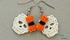 Sally Skulls Earrings