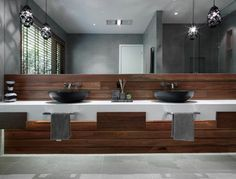 Portsea Holiday Home - contemporary - bathroom - melbourne - by MR.MITCHELL