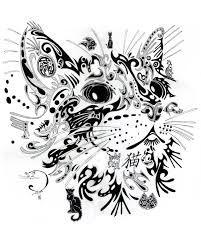 Image result for cat mandala tattoo