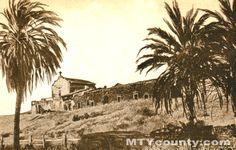 Mission San Diego de Alcala 1830