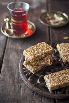 Pasteli - Greek Sesame & Honey Candy