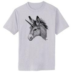 Burro Mule Donkey Unicorn