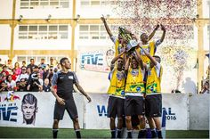 Neymar Jr's Five 2016: Brasil vence em casa, Tripeiros chegam aos 8ºs de Final