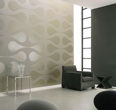 Crown Wallpaper + Fabrics |Toronto. Marburg. Ulf Moritz Scala. - fun!