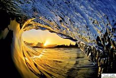 gorgeous wave.