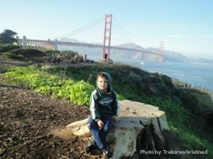 """What you need to know before you walk across Golden Gate Bridge with kids - """"A walk across the structure is an easy activity for all abilities and hiking levels."""""""