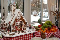 gingerbread house gallery | Gingerbread House | Flickr - Photo Sharing!