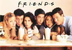 pictures of friends tv show - Bing Images