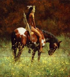 Howard Terpning limited edition prints, canvases, posters and books depicting Native American culture and heritage. Native American Warrior, Native American History, Native American Paintings, American Artists, Native Indian, Native Art, American Indian Art, American Indians, American Pride