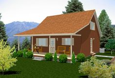 Floor plans 24x28 cabins joy studio design gallery for 24x30 house plans
