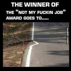 I know a lot more people who deserve that award!