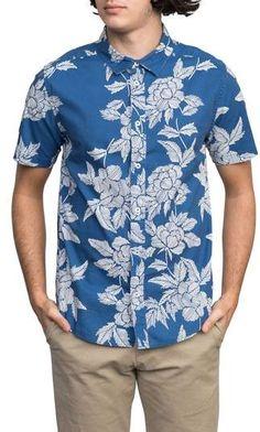 7 Diamonds Bounce Back Trim Fit Short Sleeve Sport Shirt Wear Resistance Buy Cheap Get Authentic IVwI1Tj