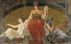 Resultado de imagen de atenea diosa representaciones artisticas