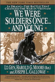 Each year, the Commandant of the U.S. Marine Corps selects one book that he believes is both relevant and timeless for reading by all Marines. The Commandant's choice for 1993 was We Were Soldiers Once . . . and Young. http://www.amazon.com/were-Soldiers-Once-And-Young/dp/0679411585/ref=sr_1_7?m=A3030B7KEKNTF7&s=merchant-items&ie=UTF8&qid=1394392391&sr=1-7&keywords=young+reader