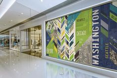 Downtown - Upbeat - Level Digital Wallcoverings