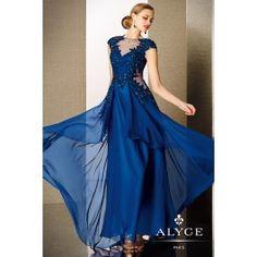 The Hottest Dress Designer hands down! Alyce Paris.  Check out their dresses at alyceparis.com Black Label Dress Style #5632 #http://pinterest.com/alyceparis