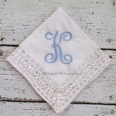 Elegant Monograms is Frederick's premiere monogramming and embroidery boutique to help add that personalized touch to your wedding day! For the personalized touch!