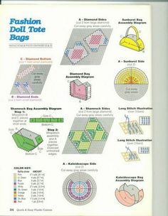 DOLL TOTES 3