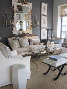 Décor de Provence: More on Lisa Luby Ryan! French Interior Design, Interior Design Inspiration, Room Inspiration, French Interiors, Palette, French Decor, Beautiful Interiors, Decoration, Living Spaces