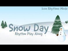Kindergarten Music Lessons, Elementary Music Lessons, Music Lessons For Kids, Music Lesson Plans, Teaching Music, Preschool Music, Teaching Resources, Teaching Ideas, Snow Song