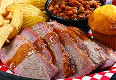 Famous Dave's: TEXAS BEEF BRISKET