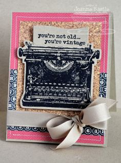 He's Forty First! by basilefamily - Cards and Paper Crafts at Splitcoaststampers
