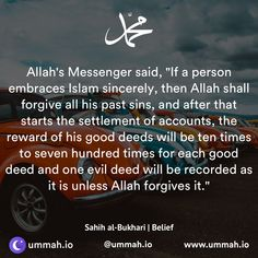 Ummah is the Most comprehensive mobile platforms helping millions of Muslims with accurate prayer times, listening to Quran, choosing the right Halal food restaurants and Hadith Quotes, Muslim Quotes, Quran Quotes, Allah Quotes, Islam Hadith, Islam Quran, Alhamdulillah, Islamic Teachings, Islamic Prayer
