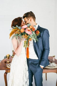 The Ultimate Fall Wedding Guide - Inspiration, DIY's, Tips and Tricks for Your Wedding Day | Beau-coup Blog
