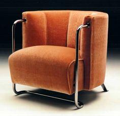 Art Deco Chair | More on the myLusciousLife blog: www.mylusciouslife.com