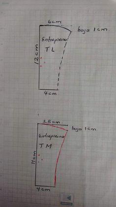 Panty (entrepierna talla L y M