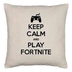Personalised Keep Calm Cushion