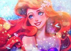 Princess Art, Anime Princess, Arte Disney, Disney Fan Art, Disney And Dreamworks, Disney Pixar, Goth Disney Princesses, Dibujos Zentangle Art, Disney Illustration