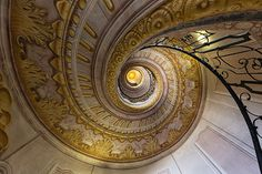 Fotografía Spiral (II) por Carlos Luque en 500px