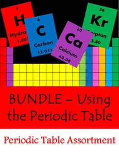 Crossword puzzle element symbols and names chemistry pinterest this bundle includes everything you need to introduce your students to using the periodic table urtaz Gallery
