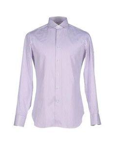 Alessandro gherardi camicia uomo viola  ad Euro 49.00 in #Alessandro gherardi #Uomo camicie camicie