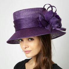Gotta love a purple haT