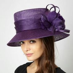 Gotta love a purple haT