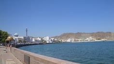 Sultanato de Omã, Muscat Península Arábica