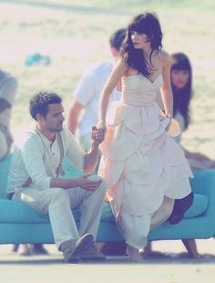 New Girl - Jess & Nick - if this isn't the most perfect picture that I've ever seen