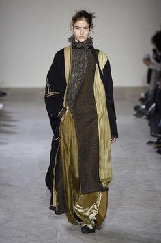 Uma Wang, Otoño/Invierno 2017, París, Womenswear