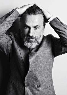 Christoph Waltz - I want to kiss this man!