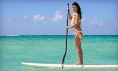Groupon - $ 45 for a Standup-Paddleboarding Lesson for Two at OEX Dive and Kayak – Sunset Beach ($ 90 Value). Groupon deal price: $45.00