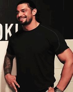 When someone tells you there's no perfect looking man, just show them a picture of Joe Anoa'i aka Roman Reigns. Description from pinterest.com. I searched for this on bing.com/images