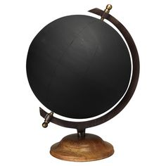 Chalkboard Globe.