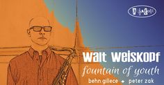 "new music release: Walt Weiskopf ""Fountain Of Youth""     A veteran sounding so fresh.Today isthe worldwide release of ""Fountain Of Youth""the new album byWalt Weiskopffeaturinga top-notch band ofseasonedmusicians.Thanks for listening!  Saxophonist Walt Weiskopf unleashes a wellspring of creativity for his fourth release for Posi-Tone on the aptly entitled""Fountain of Youth."" Also along with Weiskopf for the journey are a familiar crew of accomplished collaborators including vibraphonist Behn…"